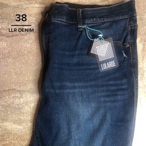 Lularoe BNWT distressed jeans